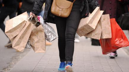 Rising cost of living sparks biggest drop in retail sales for seven years