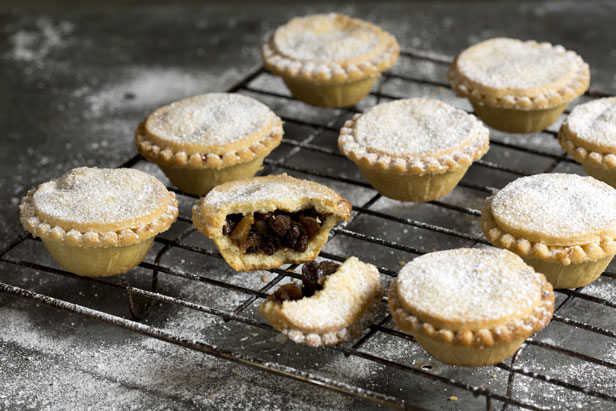 Riverford Organic Farmers Mince Pies