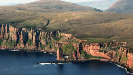 Old Man of Hoy in Orkney