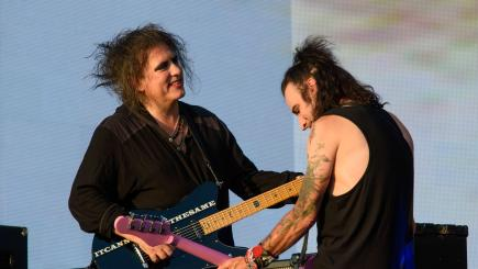 Robert Smith confirms The Cure won't play 'slow dirge' new