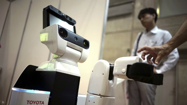9 Human Jobs That Have Been Taken Over By Robots Bt