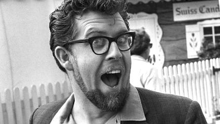 Rolf Harris Became Family Favourite Bt