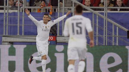 Ronaldo ends mini-drought with Bale's help