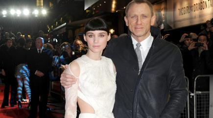 Rooney mara and daniel craig out as new cast lined up for for Cast of girl with the dragon tattoo