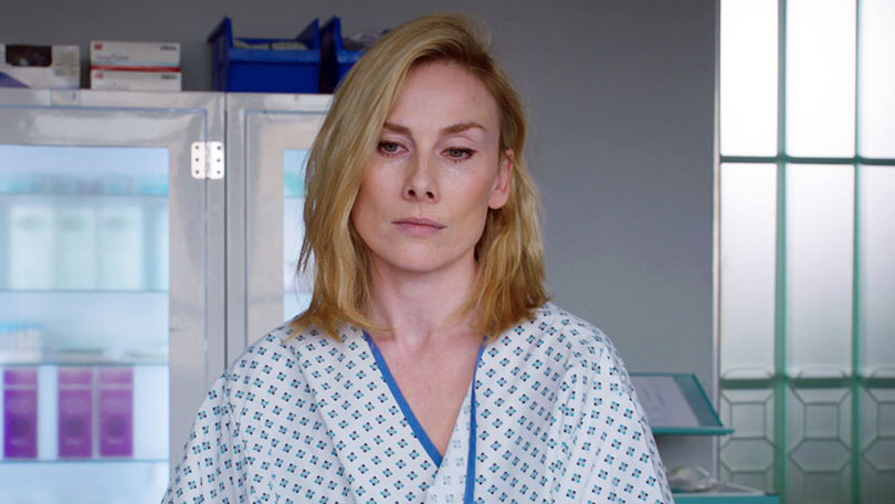Rosie Marcel as Jac Naylor in Holby City