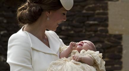 Royal Christening: Amazing photos from the day