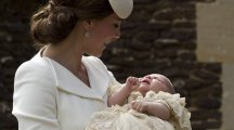 Royal Christening: The most amazing pictures from today