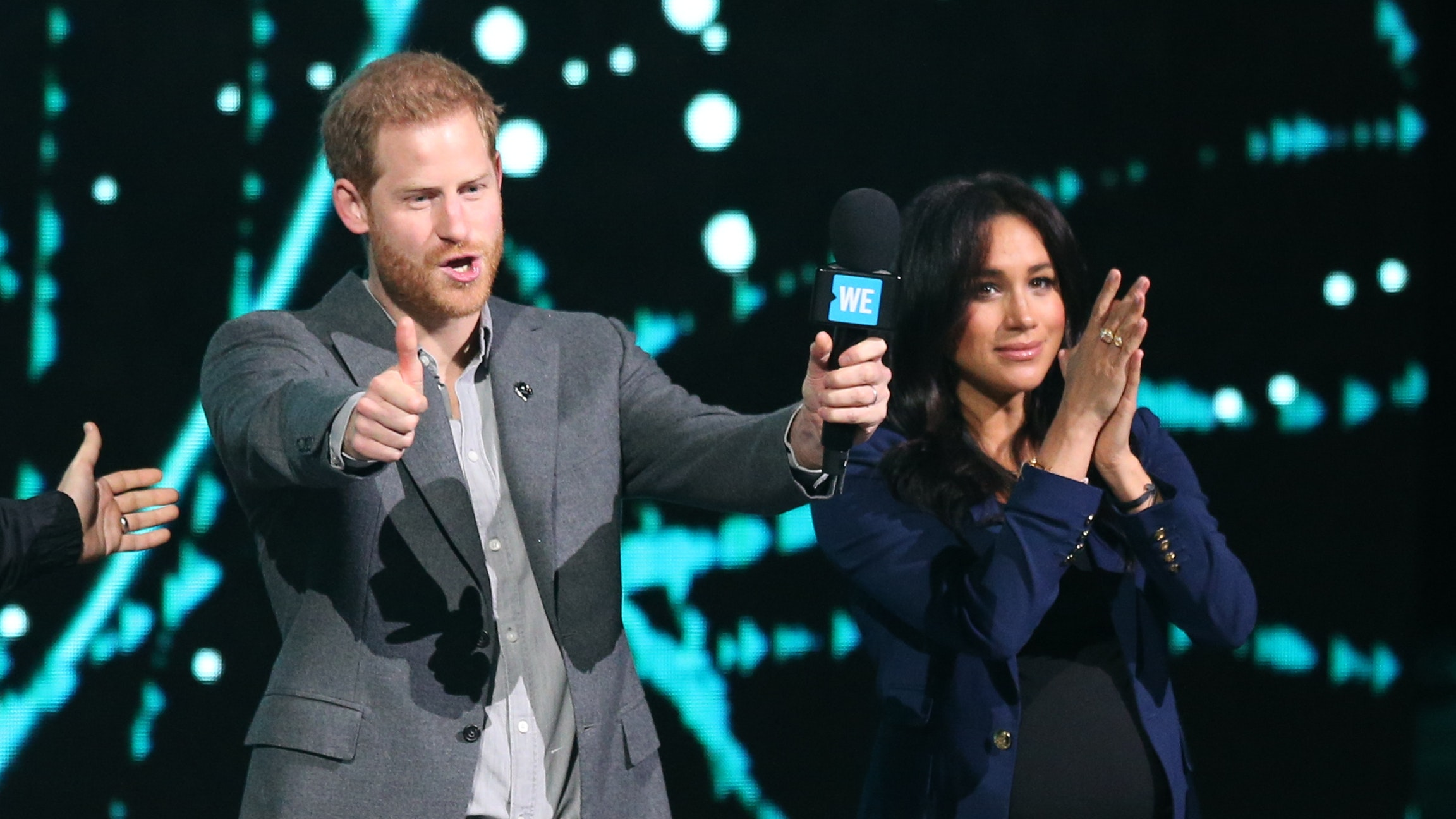 Meghan Markle uses THIS 'Hollywood' tactic when showing off her baby bump