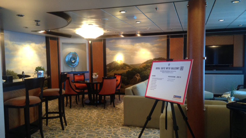 Royal Caribbean: A non-stop party on the Independence of the
