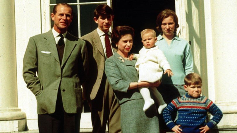 royal family 1965