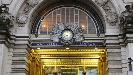 Disruption to rail services after incident between London Waterloo and Clapham Junction