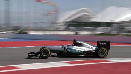 Russian Grand Prix: Qualifying result