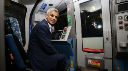 Sadiq Khan just unveiled his plan for an expanded TfL and it's pretty exciting