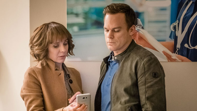 Michael C Hall on his 'jaw-dropping' new Netflix crime drama Safe | BT