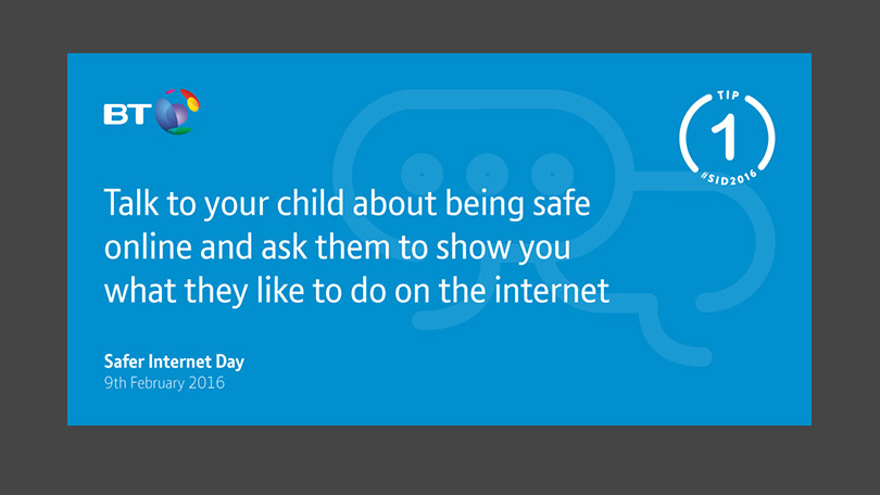 Safer Internet Day tip 1