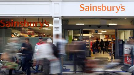 Sainsbury's shares up as supermarket giant opens talks on Nisa bid