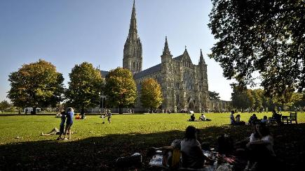 Salisbury in Wiltshire takes its place in among the best cities to visit in 2015