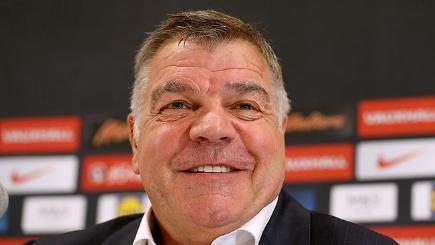 Allardyce on England job - in 90 seconds