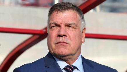 Sam Allardyce in hidden camera sting