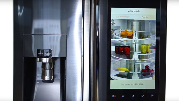 Samsung's fridge