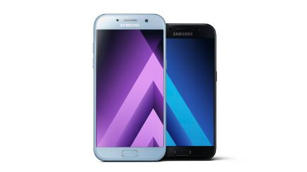 Samsung A3 and A5