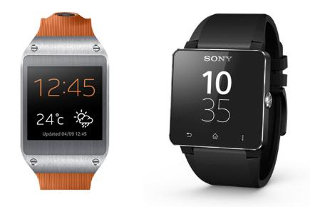 Samsung Galaxy Gear VS Sony SmartWatch 2: Battle of the ...