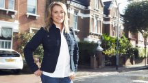 Sarah Beeny reveals the secrets of estates agents and starting a business