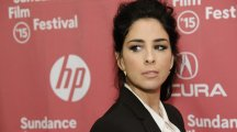 Sarah Silverman: I was scared by serious role