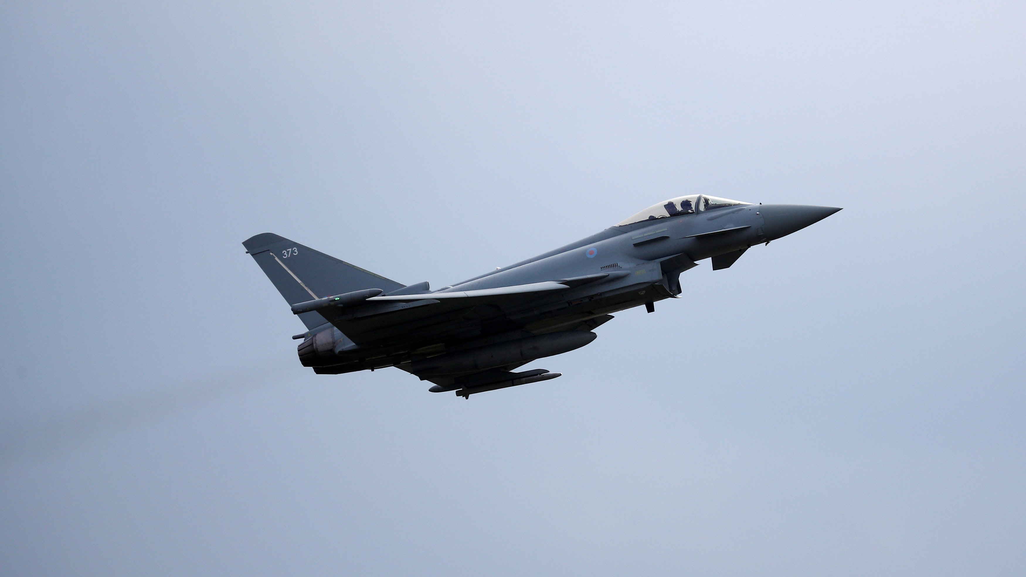 Saudi Arabia nears Typhoon jet deal with BAE