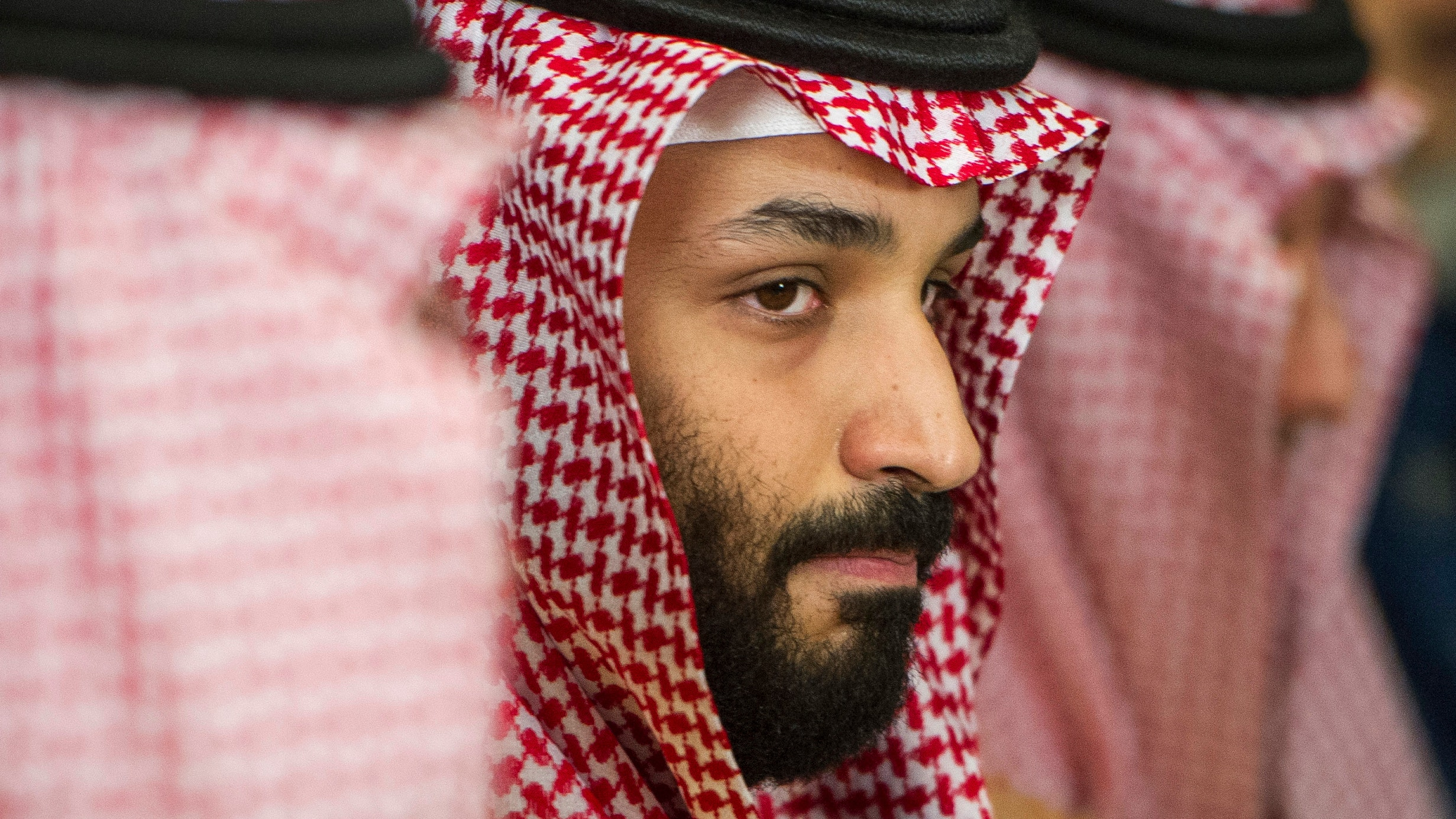 Saudi prince and king call dead journalist's son | BT