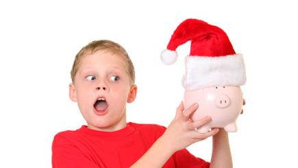 Savings advice - the Christmas gift for kids that will last a lifetime