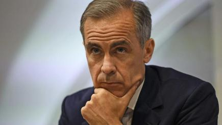 Carney: Brexit risks now lower