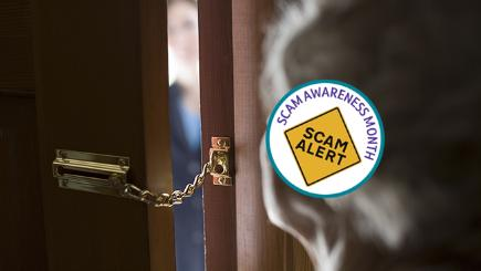 Scam awareness month