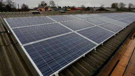 School Solar Panel Scheme Threatened By Government Cuts