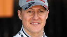 Michael Schumacher was injured in the French Alps in December last year