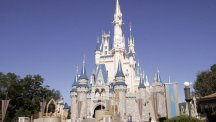Cinderella Castle in Disney World