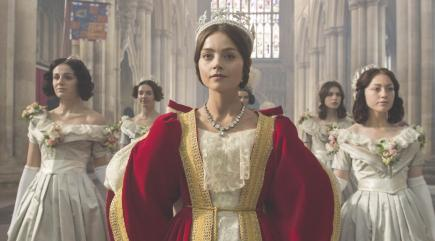Watch brand new trailer for Queen Victoria