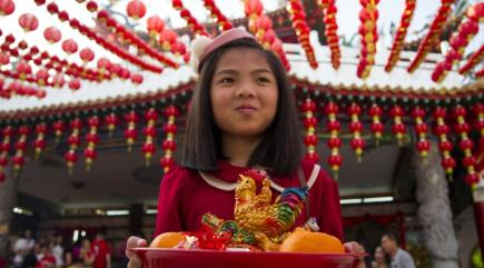 Chinese New Year celebration reveals the beauty behind new years' traditions