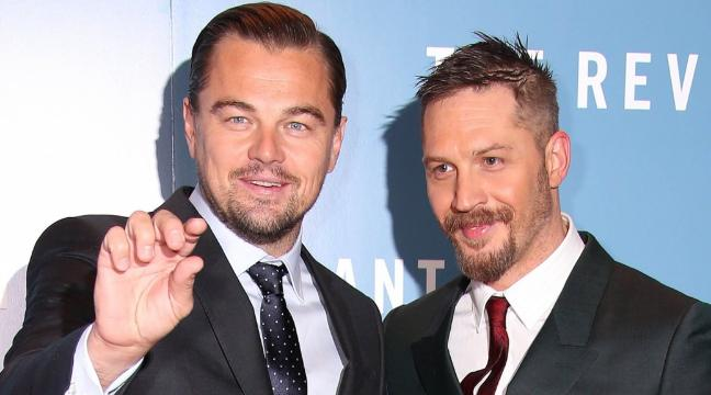 123ebb4b9 See Leonardo DiCaprio and Tom Hardy at the UK premiere of The Revenant