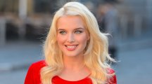 See new photos of Helen Flanagan's one-month-old baby