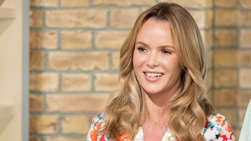 Amanda Holden Age 44-year-old Amanda Holden
