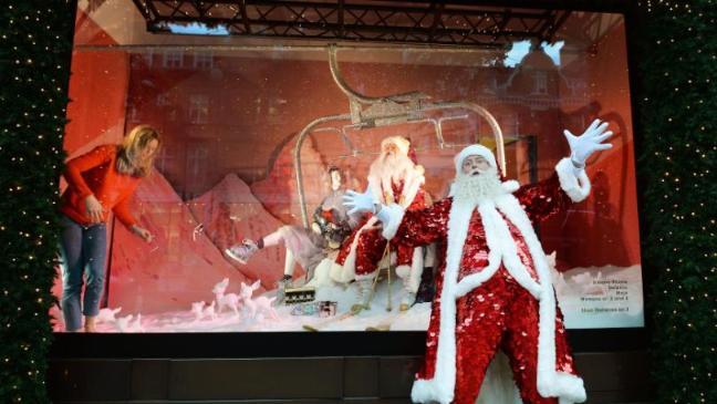 f23c7abc1a01a Selfridges starts celebrations early as it unveils Christmas windows ...