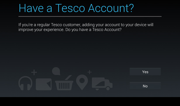 Setting up Tesco Hudl 2 5