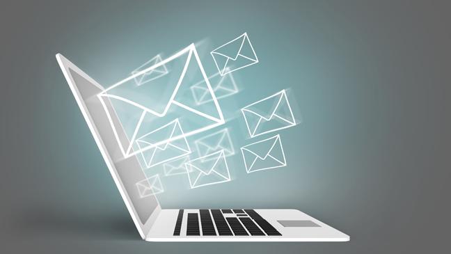 synchronisation mails windows 10