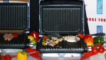 More than a quarter of British households have a George Foreman grill among the gadgets in their kitchen