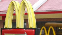 McDonald's is to make changes in US restaurants in a bid to reverse sliding sales (AP)