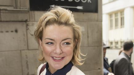 Sheridan Smith rejects 'drunk' allegations