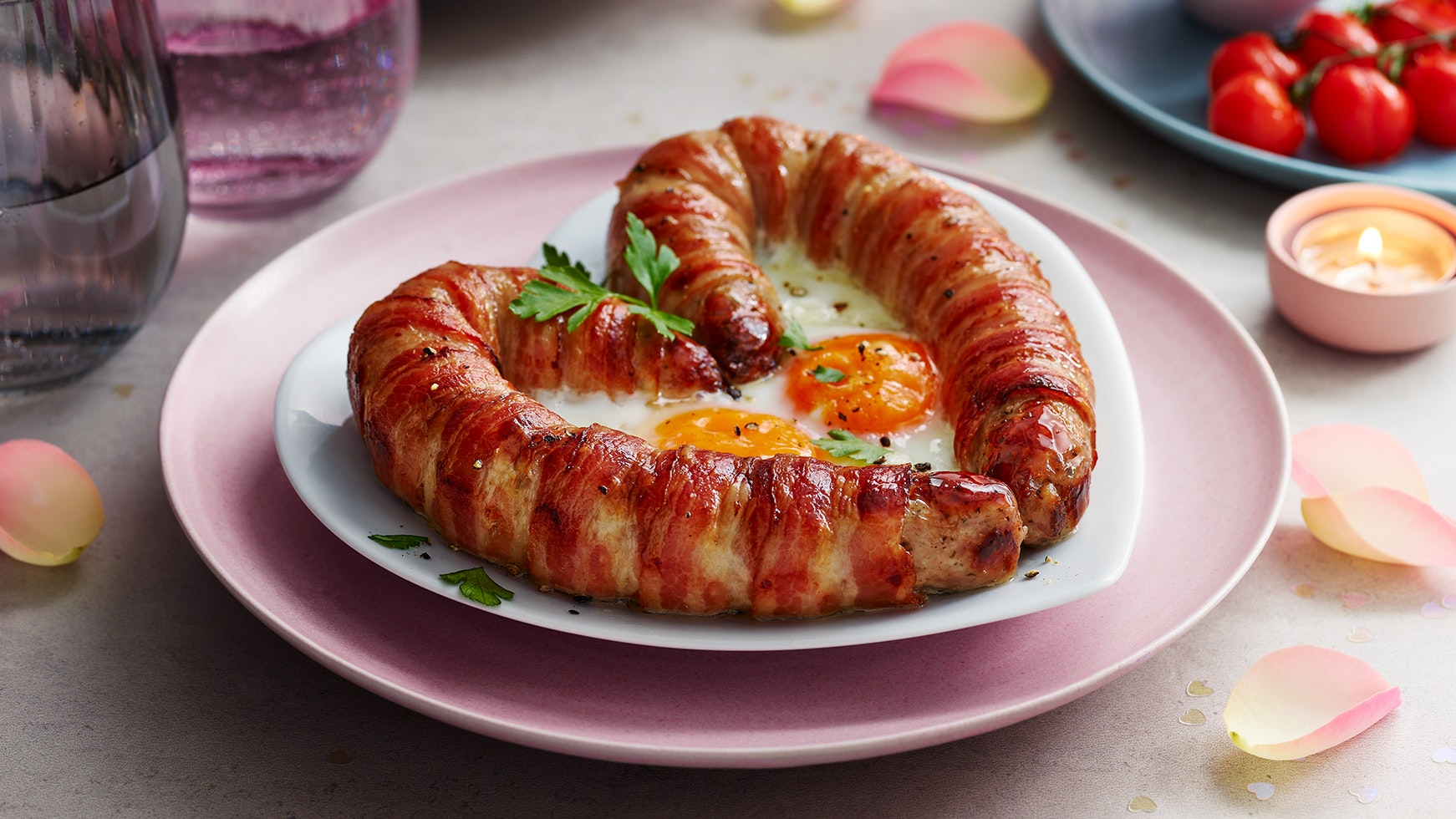 Marks and Spencer say Valentine's Day is all about the 'Love Sausauge'