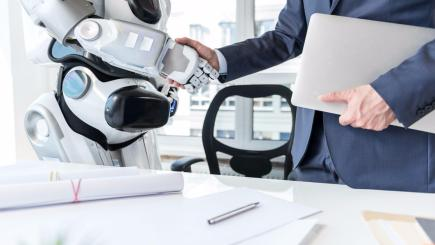 Should robot employees be taxed for replacing humans?
