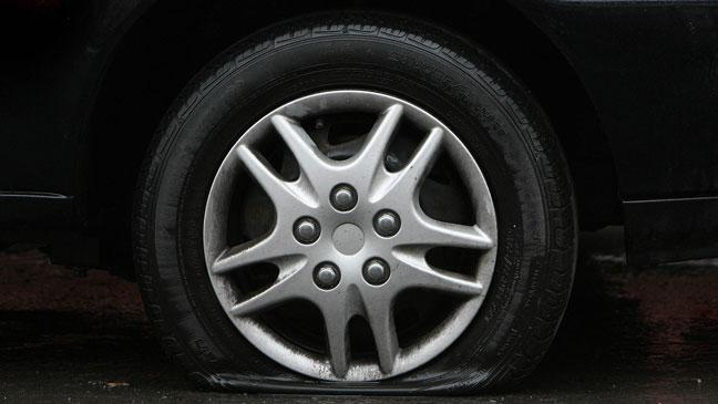 Puncture Problems Why Run Flat Tyres Could Be The Way Forward Bt